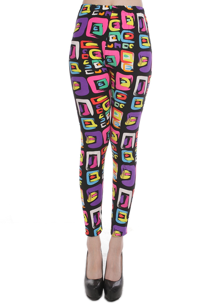 Cargo leggings for women