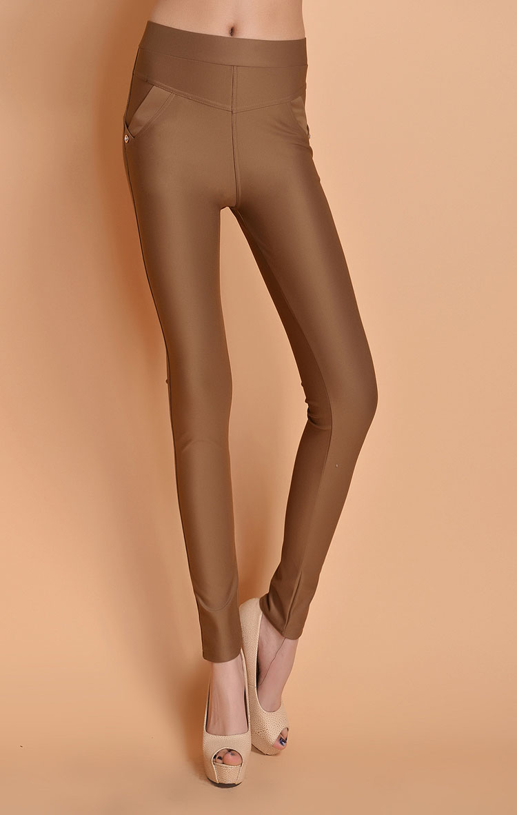 Women's leggings feature many styles such as capri leggings, lycra leggings, cotton leggings, and one size leggings. Leggings for women are the perfect leggings pants to wear under a long shirt for any occasion so buy leggings for your closet today.