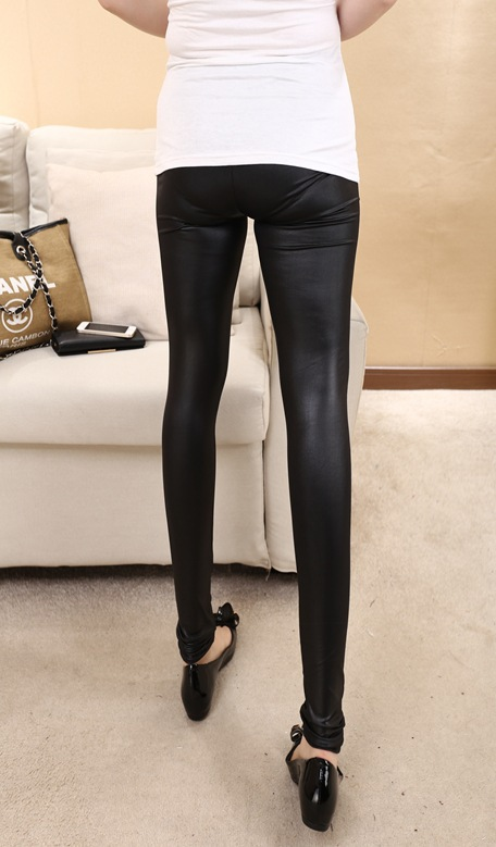 Women leather leggings wholesale