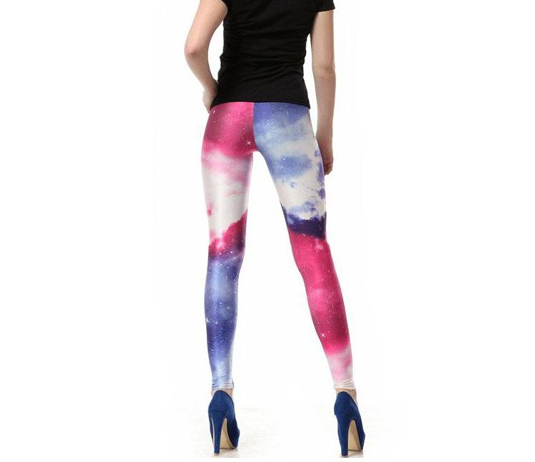 Milky Way galaxy legging wholesale china leggings
