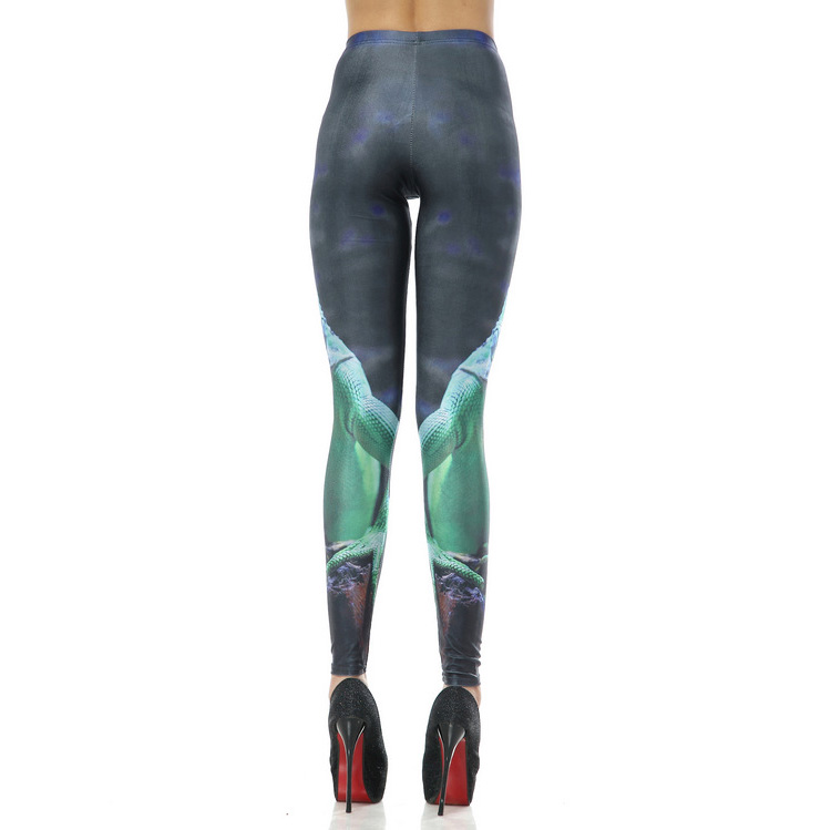 Digital printing pattern leggings wholesale