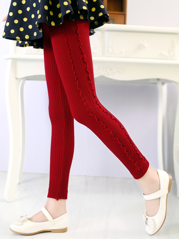 Wholesale kids cotton tights leggings china leggings