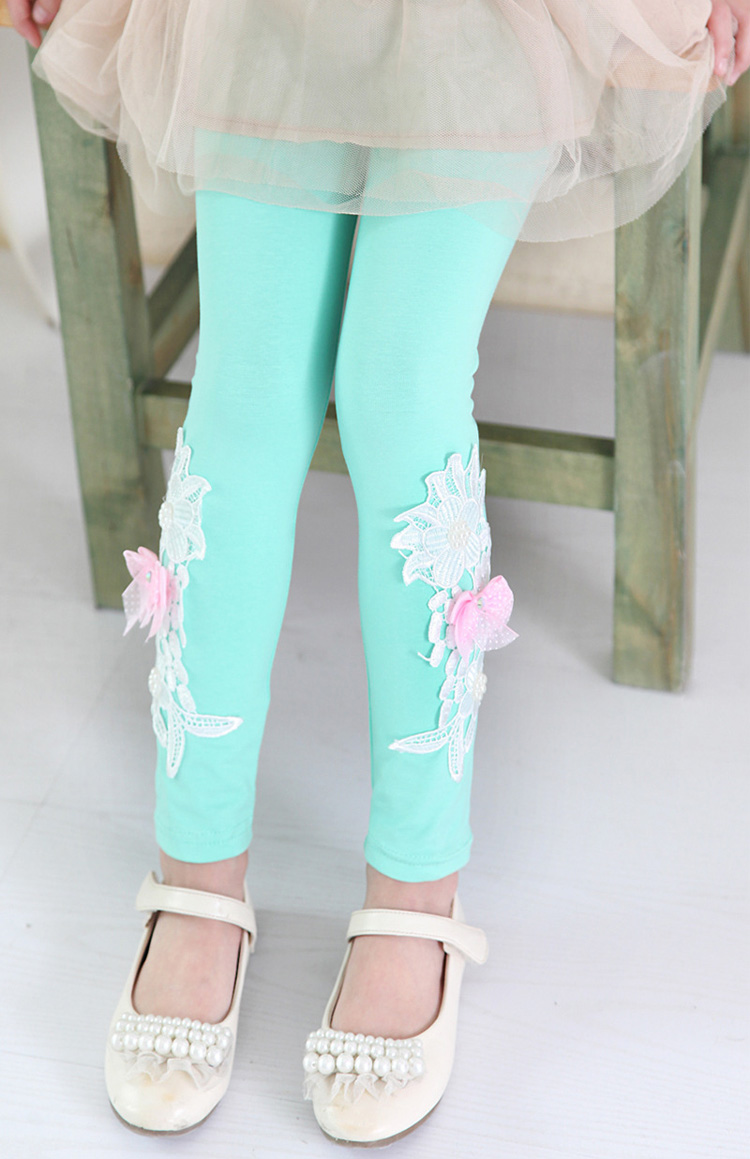 Kids girls modal leggings wholesale china leggings