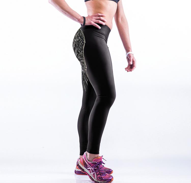 Wholesale Digital Printed Yoga Pants China Leggings