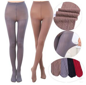 Twist pantyhose woman show thin grain vertical stripes socks wholesale