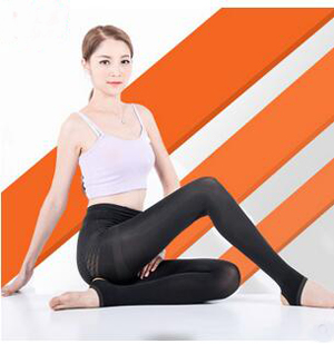 Candy color warm pilling resistance leggings wholesale