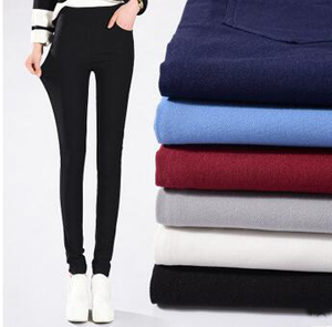 Cultivate female show thin outer wear leggings