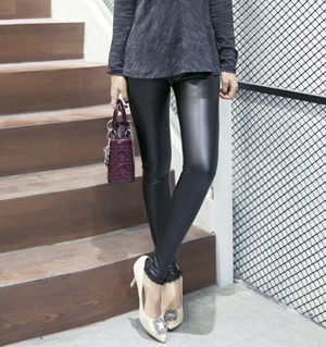 Wholesale leggings leather