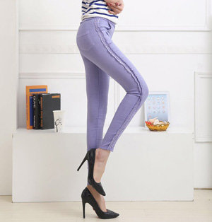 Women lace pants