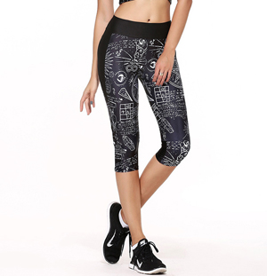 Wholesale polyester leggings