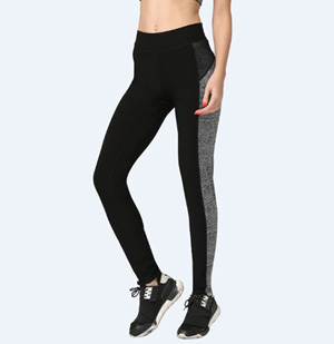 Custom fitness leggings for women
