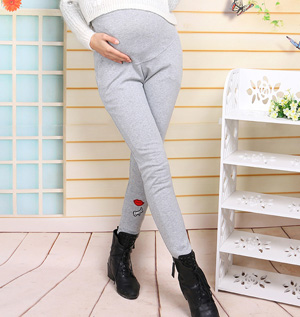 Brown maternity leggings wholesale