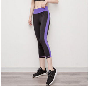 Summer sports tights Women fitness yoga quick-drying pants wholesale