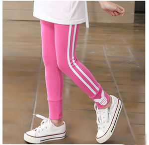 Movement type printing mice candy color children leggings