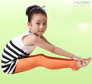 Children velvet pantyhose candy color step foot socks wholesale