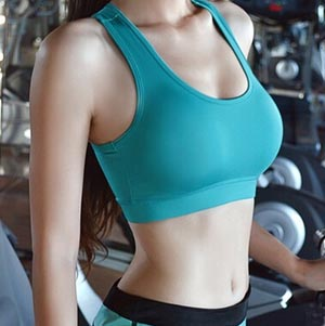 Yoga sports bra running without rims sports bra wholesale