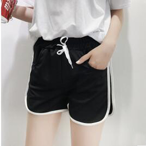 Running high-waisted slacks women pant wholesale