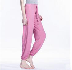 Cotton colored white tie rope wide-leg pants wholesale
