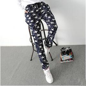 Female jaya milk silk harem pants wholesale