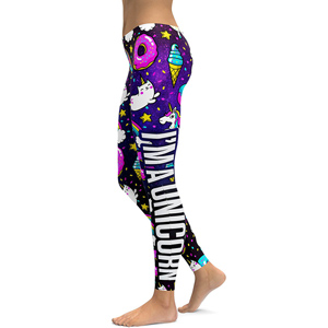 new digital print fashion leggings