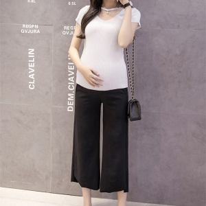 High quality slimming pregnant woman pants