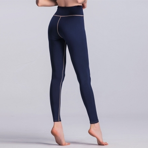 Breathable tight high waist yoga pants