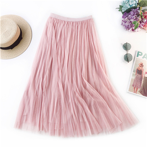 Wholesale ostrich hair nails fringe skirt