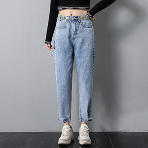 2020 factory womens straight jeans wholesale