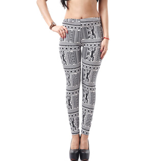 Shiny high waist legging wholesale