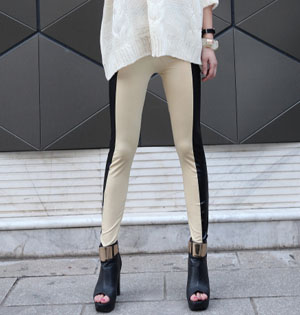 Sexy shiny leggings for women