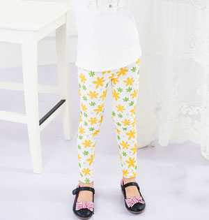 Silk leggings for kids wholesale