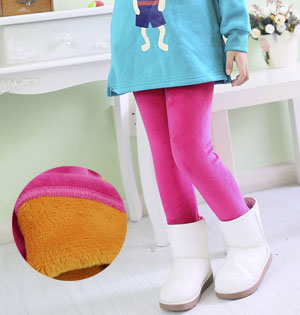 Kids velvet pants wholesale