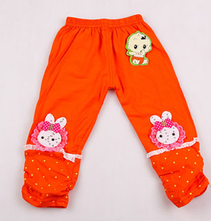 Wholesale kids harem pants