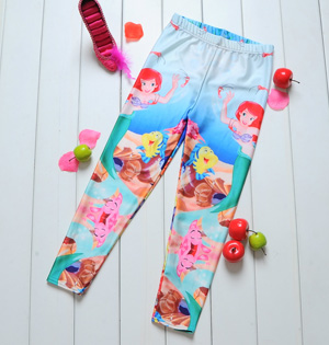 Girls baby leggings wholesale