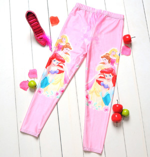 Kids girls leggings wholesale