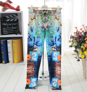 Length girl frozen leggings