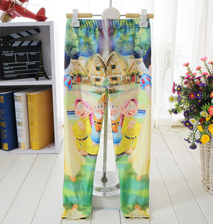 Wholesale kids leggings galaxy