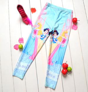 Autumn pant girls leggings