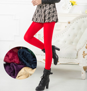 Wholesale warm step foot leggings