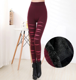 Wholesale women velvet leggings fashion
