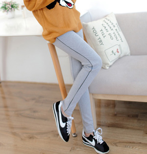 Wholesale leggings knitted pants cashmere