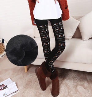 Wholesale women leggings warm pants