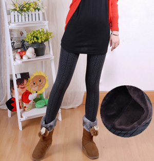 Wholesale thick cotton leggings