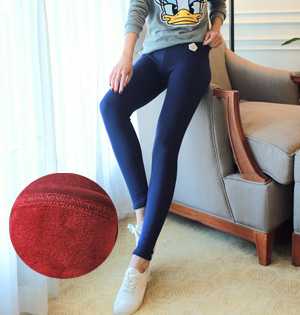 Wholesale cotton velvet leggings