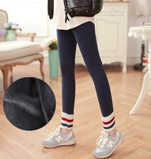 Fashion thick velvet leggings wholesale