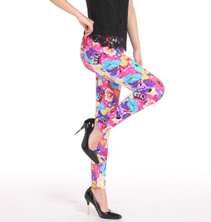Wholesale silk pants women