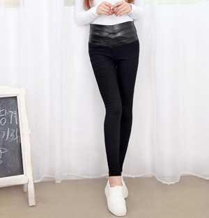 Wholesale womens leather pants