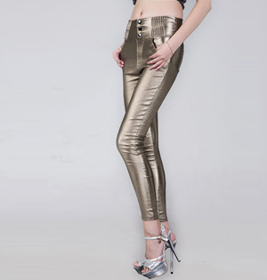 Wholesale leather pants leggings