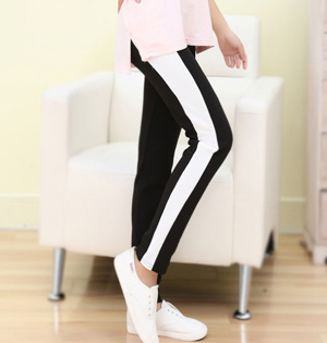 Stitching sexy leggings wholesale