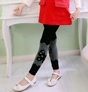 Spring children legging wholesale